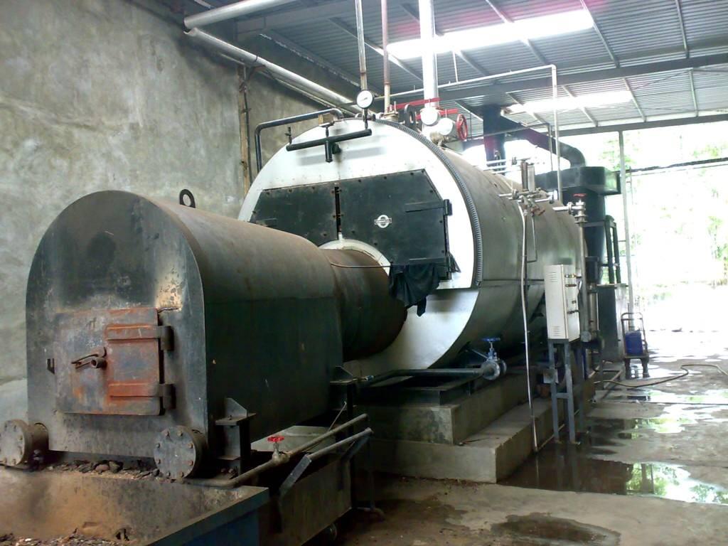Quy trình vệ sinh và thụ động hóa hệ thống trao đổi nhiệt mới